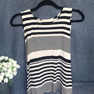 Altar'd state tank top striped
